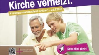 Online-Wahlen zum Kirchenvorstand in Kurhessen-Waldeck