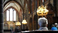 """Das Projekt: """"Gottesdienst wie zu Luthers Zeiten"""" betrifft Musik und die Anteile des Deutschen und des Lateinischen im Gottesdienst. Wie es abgelaufen sein könnte, soll am 9. Februar 2017 ein Festgottesdienst als Konzert im Bremer Dom zeigen."""