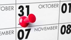 31. Oktober als Feiertag