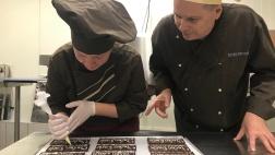 Faire Schokolade zu Ostern