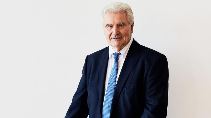 Reformationsbotschafter Frank Lehmann.