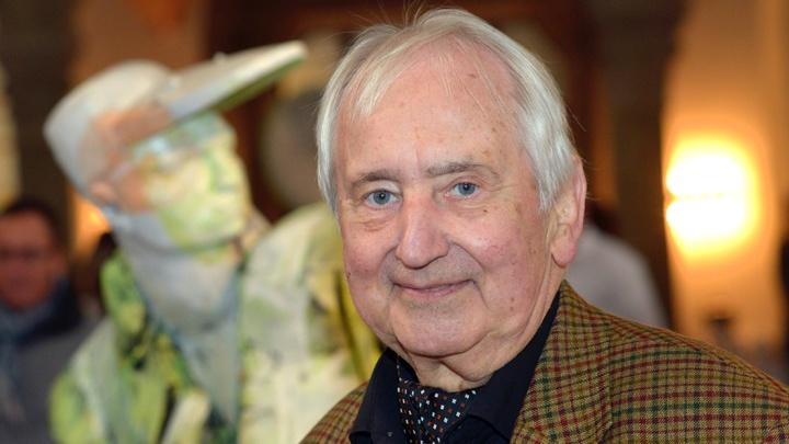 Der frühere evangelische Stadtsuperintendent von Hannover, Hans Werner Dannowski am 13.02.13. Der 83-Jährige starb nach Angaben des hannoverschen Stadtkirchenverbandes in der Nacht zum Montag.