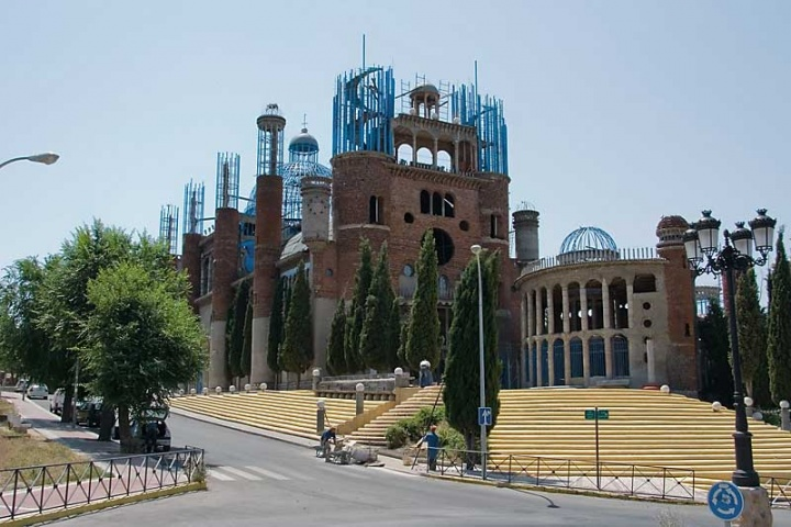 Cathedral of Justo. Mejorada del Campo, Community of Madrid, Spain