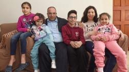 Der Palästinenser Josef Mosalam aus Bethlehem