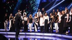 Der Freiburger Jazzchor beim Eurovision Choir of the Year 2017