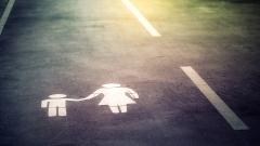 Alleinerziehende Eltern