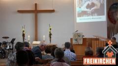 Evangelisch-methodistische Kirche Markuskirche in Rutesheim