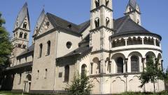 Basilika St. Kastor Koblenz.