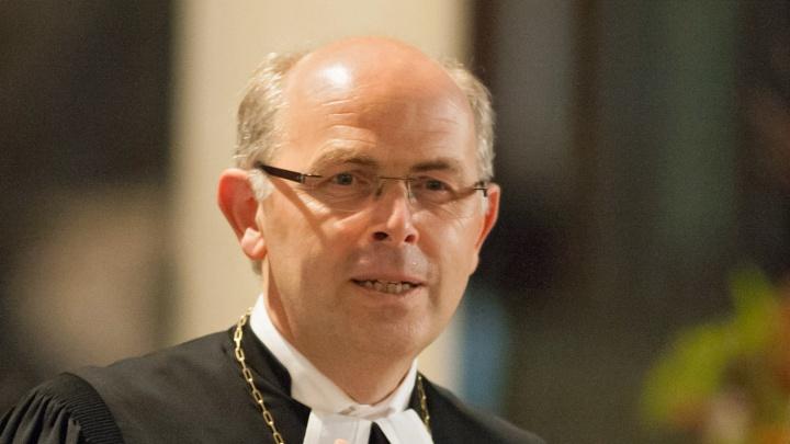 Der Schleswiger Bischof Gothart Magaard