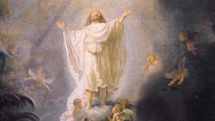 Die große Inszenierung: Christi Himmelfahrt in der Kunst