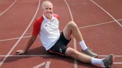 Olympiapfarrer Thomas Weber