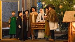Weihnachtsgottesdienst mit Krippenspiel