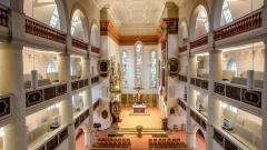 Georgenkirche Eisenach - Chorraum
