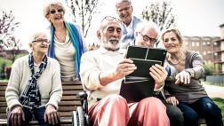 """Die """"jungen Alten"""": Menschen zwischen 60 und 80, die noch sehr vital und engagementbereit sind - für sich selbst und andere."""