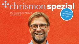 Cover Chrismon Spezial 2016 Kopf Jürgen Klopp