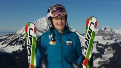 Frankreich, Winterspiele der Transplantierten: Chantal Bausch ist vorne mit dabei