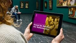 Multimedialer Führer zu Reformation und Kunst online