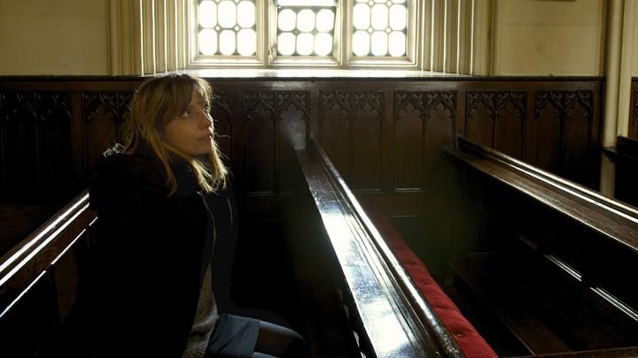 Orgelnachspiel: Gehen oder Sitzenbleiben