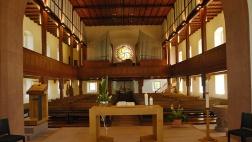 Orgel der Stiftskirche in Nassig