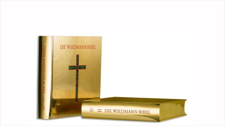 Willy Wiedmann Bibel