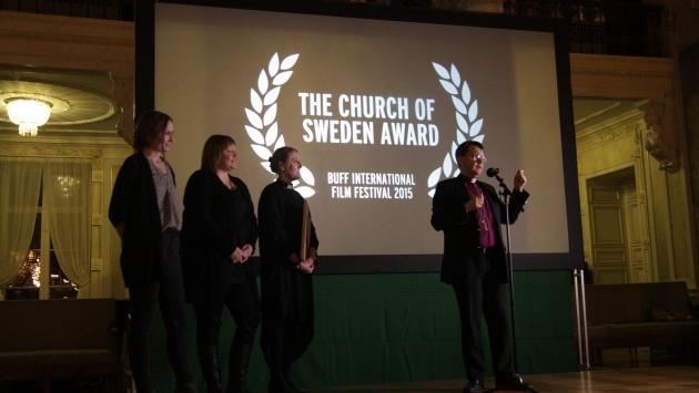 Church of Sweden Youth Film Award 2015