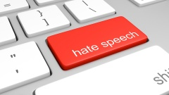 Hate speech im Internet