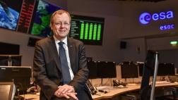 Johann Dietrich Wörner , Generaldirektor der Europäischen Weltraumorganisation ESA, ist Reformationsbotschafter der EKD.