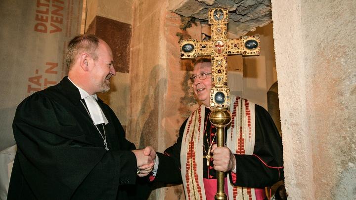 Oekumenischer Gottesdienst zum Reformationsjahr am 11. Maerz in Hildesheim