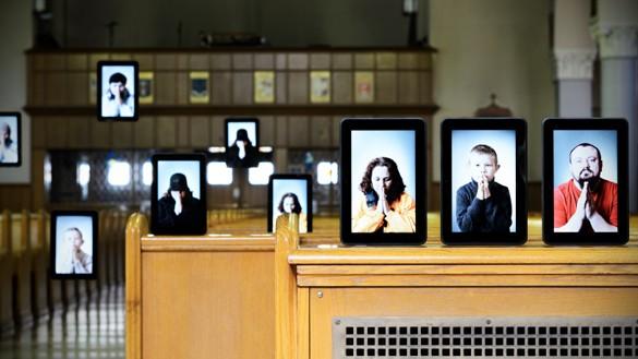 iPads in der Kirche