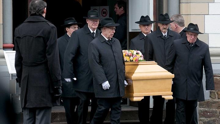 Politiker Peter Hintze wurde beigesetzt