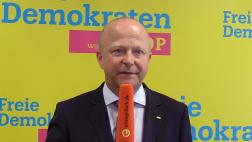 """Michael Theurer (FDP): """"Reformation bedeutet für mich"""""""