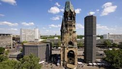 Kaiser-Wilhelm-Gedächtnis-Kirche in Berlin wird zum Hotspot