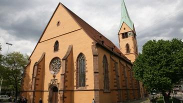 Leonardskirche Stuttgart