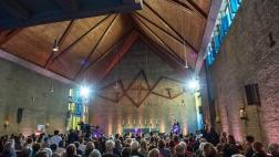 """Mit einem Aufruf zum Engagement gegen Ungerechtigkeit ist am Sonntag die bundesweite evangelische Fastenaktion """"7 Wochen Ohne"""" mit einem Gottesdienst in der evangelische Thomaskirche in Hofheim am Taunus offiziell eröffnet worden."""
