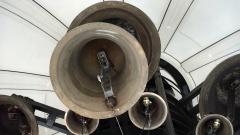 Glocken des Französischen Doms in Berlin.