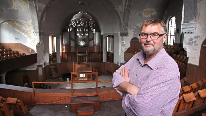 Die Philippuskirche in Leipzig
