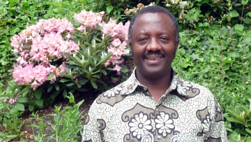 Dr. Fidon Mwombeki