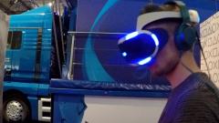 Virtual Reality auf der Gamescom 2017