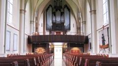 Die Christus- und Garnisonkirche in Wilhelmshaven ist mit dem Gottesdienstpreis 2017 ausgezeichnet worden.