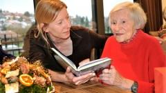 Viele Demenzkranke blühen im Advent auf
