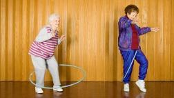 Die Mehrheit der älteren Generation in Deutschland führt ein abwechslungsreiches und aktives Leben.