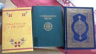 Bibeln in verschiedenen Sprachen