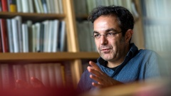 Der Schriftsteller und Orientalist Navid Kermani