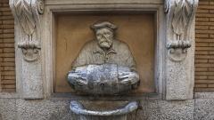 Martin Luther als Wasserträger