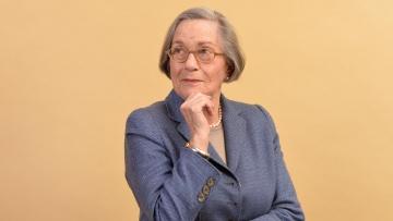 Barbara Lambrecht-Schadeberg ist Reformationsbotschafterin der evangelischen Kirche.