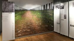 """In der Gedenkstätte Deutscher Widerstand in Berlin wird die neue Ausstellung """"Auschwitz - eine deutliche Spur"""" eröffnet."""