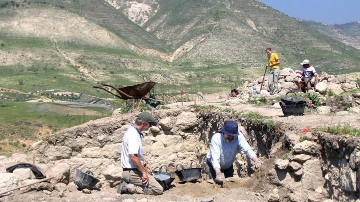 Biblische Ausgrabungen