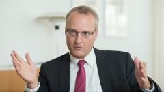 Carsten Rentzing im Gespräch