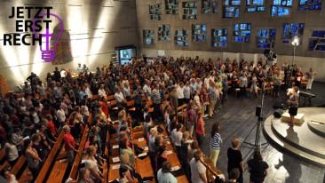 """Chorprobe von """"Gospel im Osten"""""""