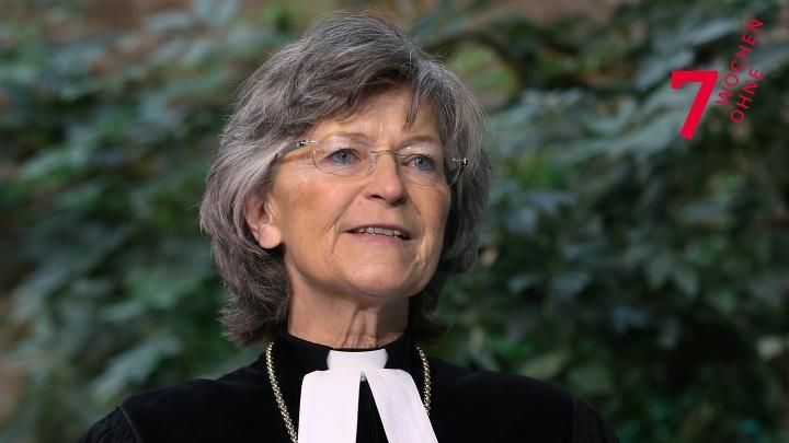 """Die Münchner Regionalbischöfin und Vorsitzende des Kuratoriums der Aktion """"7 Wochen Ohne"""", Susanne Breit-Keßler."""